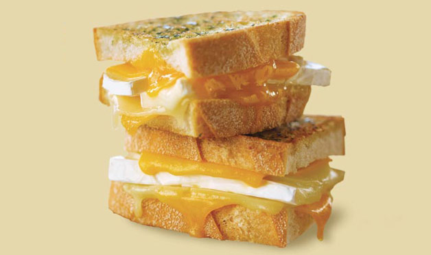 $15 Grilled Cheese Sandwich